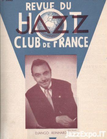 REVUE DU JAZZ HOT CLUB DE FRANCE 11 Annee - No 2