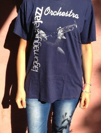 25 - T-Shirt LAGO MAGGIORE JAZZ ORCHESTRA