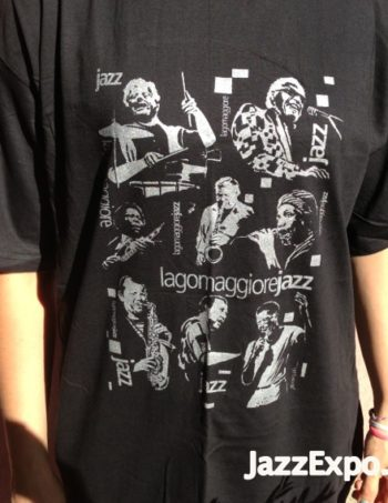 27 - T-Shirt LAGO MAGGIORE JAZZ