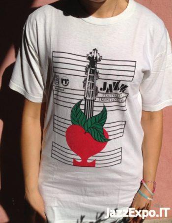 30 - T-Shirt JAZZ FESTIVAL AT KRISTIANSTADT