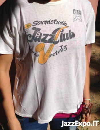 31 - T-Shirt SOUND STUDIO JAZZ CLUB