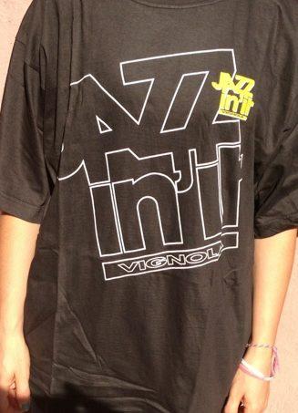 34 - T-Shirt JAZZ IN IT VIGNOLA