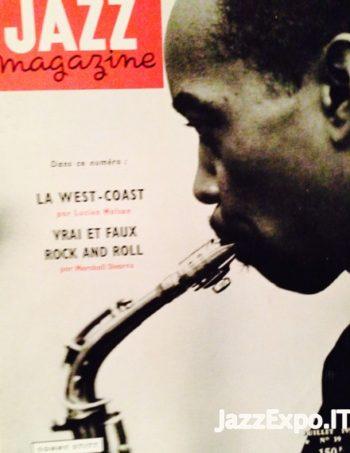 39 - JAZZ MAGAZINE No 39 Juillet 1958