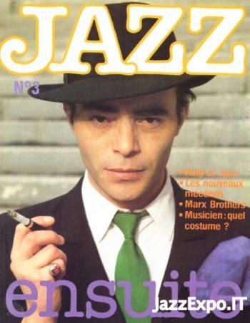 JAZZ ENSUITE N. 3 Fevrier/Mars 1984