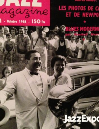 41 - JAZZ MAGAZINE No 41 Octobre 1958