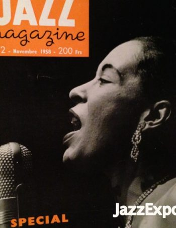 42 - JAZZ MAGAZINE No 42 Novembre 1958