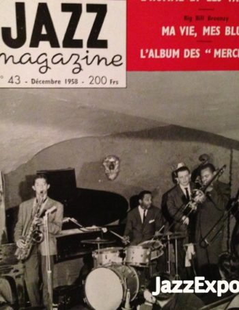 43 - JAZZ MAGAZINE No 43 Décembre 1958