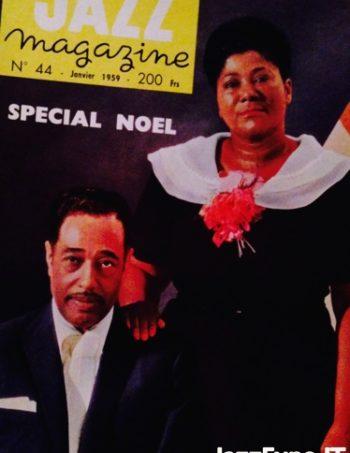 44 - JAZZ MAGAZINE No 44 Janvier 1959