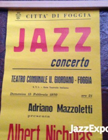 45 - CITTA DI FOGGIA 1970