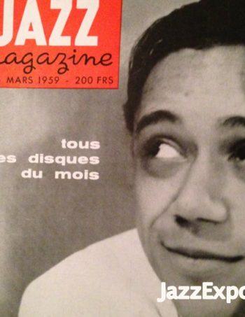 46 - JAZZ MAGAZINE No 46 Mars 1959