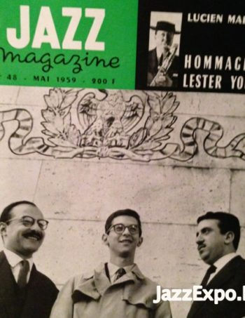 48 - JAZZ MAGAZINE No 48 Mai 1959