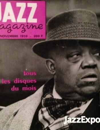 53 - JAZZ MAGAZINE No 53 Novembre 1959