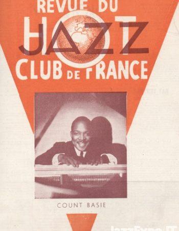 REVUE DU JAZZ HOT CLUB DE FRANCE 12 Annee - No 7