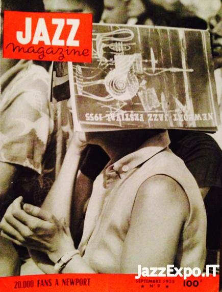9 - JAZZ MAGAZINE No 9 Septembre 1955