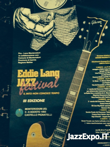 9 - EDDIE LANG JAZZ FESTIVAL