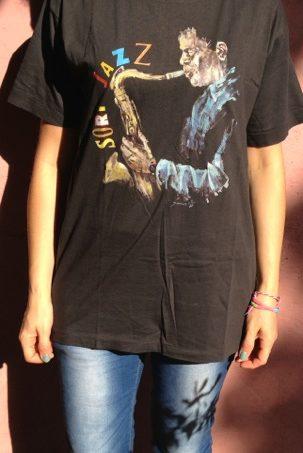 9 - T-Shirt SORI JAZZ