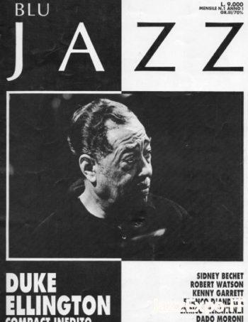 BLU JAZZ Anno I - n. 1/1989