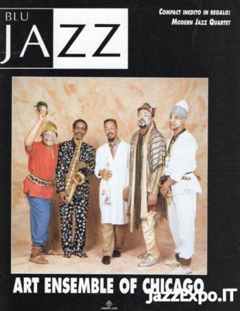 BLU JAZZ Anno III - n.13/1991