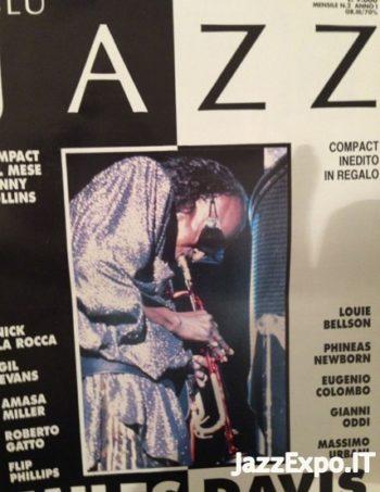 BLU JAZZ Anno I - n. 2/1989