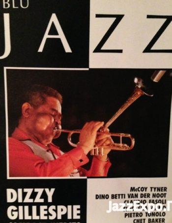 BLU JAZZ (annex to BLU magazine Anno IV - n. 28, 1989)