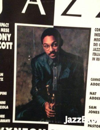 BLU JAZZ Anno II - n. 4/1990