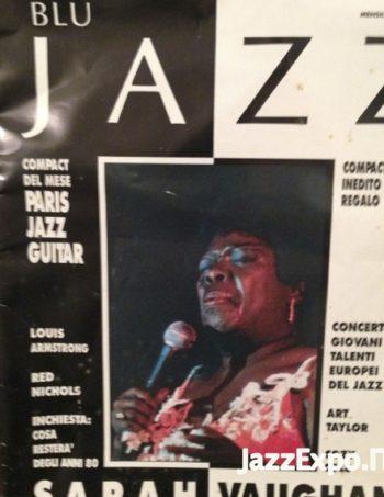 BLU JAZZ Anno II - n. 6/1990