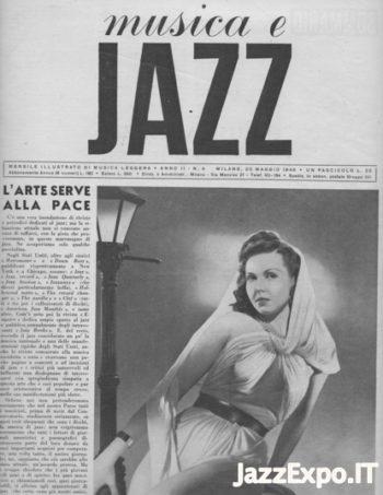 MUSICA E JAZZ Anno II No 4 - 20 Maggio 1946