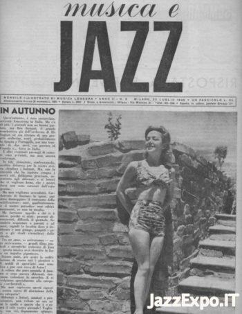 MUSICA E JAZZ Anno II No 6 - 20 Luglio 1946