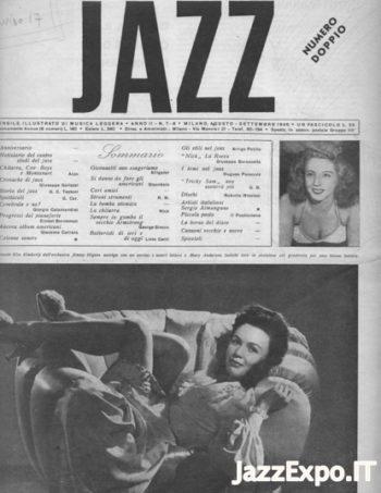 MUSICA E JAZZ II - 7/8 Agosto-Settembre 1946