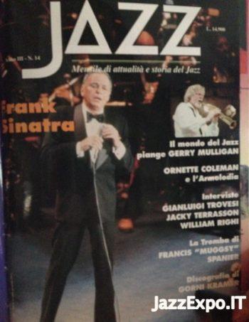 JAZZ Anno III N. 14 Gennaio/Febbraio 1996