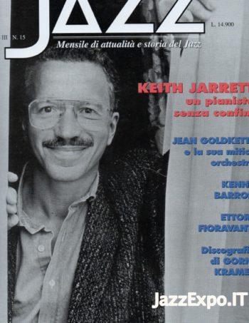 JAZZ Anno III N. 15 Aprile 1996