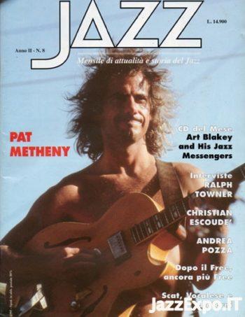 JAZZ Anno II N. 8 Aprile 1995