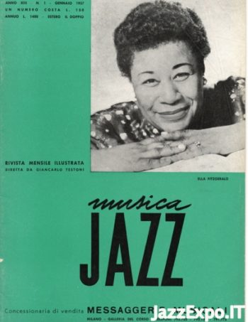 MUSICA JAZZ XIII - 1 __ Gennaio 1957