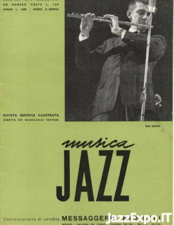 MUSICA JAZZ XIII - 5 __ Maggio 1957