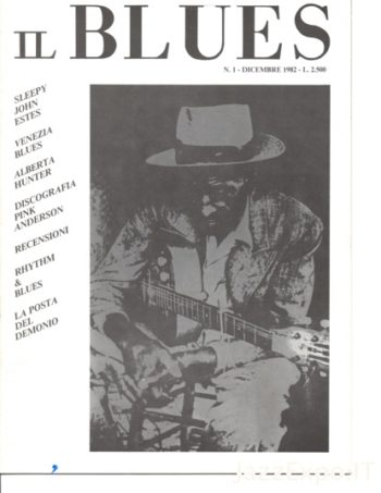 IL BLUES N. 1 - Dicembre 1982