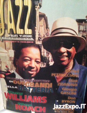 JAZZ 'n' BLUES 'n' Around N.1-1998