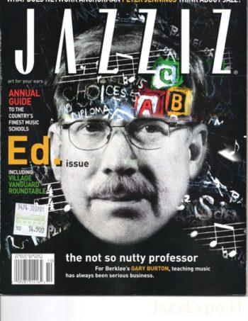 JAZZIZ Vol 18 - N.10 - OCTOBER 2001