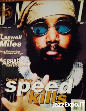 JAZZIZ Vol 15 N.10 - OCTOBER 1998