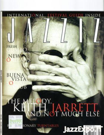 JAZZIZ Vol 17 - N.5 - MAY 2000