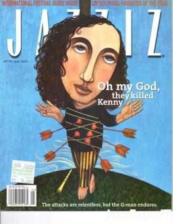 JAZZIZ Vol 18 - N.5 - MAY 2001