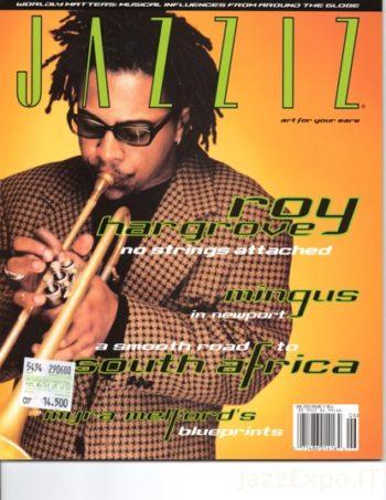 JAZZIZ Vol. 17 - N.6 - JUNE 2000