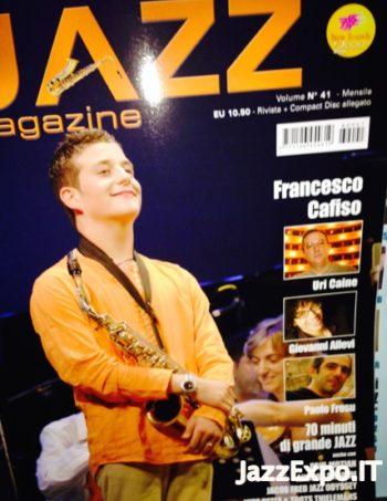 JAZZ MAGAZINE Vol N.41 - Aprile 2006
