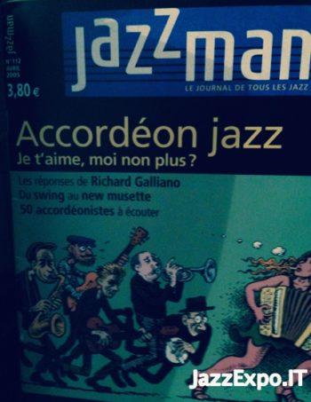 JAZZMAN N.112 - Avril 2005