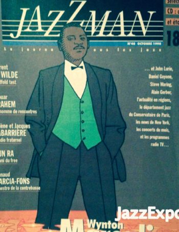 JAZZMAN N.40 - Octobre 1998