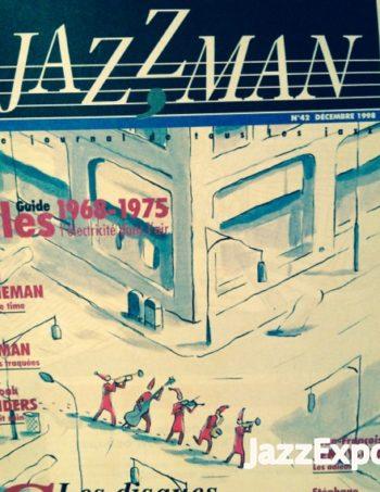 JAZZMAN N.42 - Décembre 1998