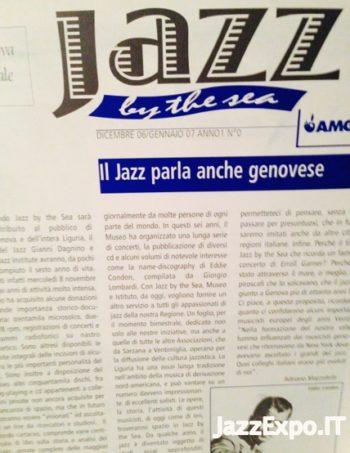 JAZZ BY THE SEA N.00 Dicembre 2006 - Gennaio 2007