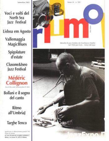 RITMO Anno LX - No 783 - Settembre 2003