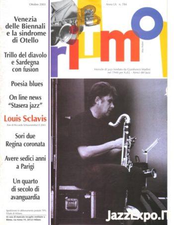 RITMO Anno LX - No 784 - Ottobre 2003