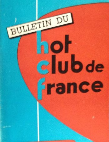 Bulletin Du Hot Club de France (French)
